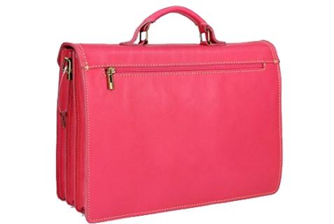 Lehrertasche pink